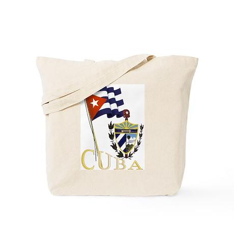 Classic Cuba Tote Bag