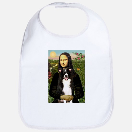 Mona/Border Collie Bib