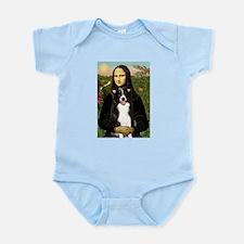 Mona/Border Collie Infant Bodysuit