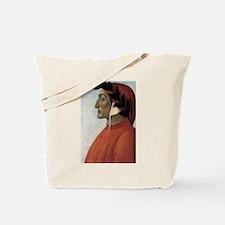 Portrait of Dante Tote Bag