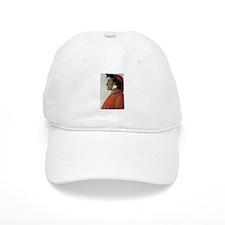Portrait of Dante Baseball Cap