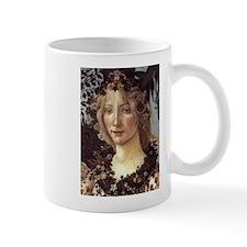 Primavera (detail - Flora, Go Small Mugs