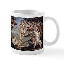 The Birth of Venus Small Mugs