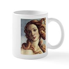The Birth of Venus (detail) Small Mugs