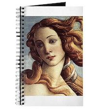 The Birth of Venus (detail) Journal