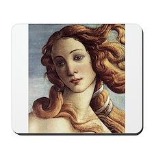 The Birth of Venus (detail) Mousepad