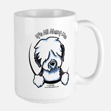 Old English Sheepdog IAAM Mug