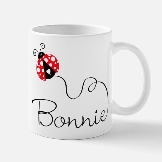 Ladybug Bonnie Mug