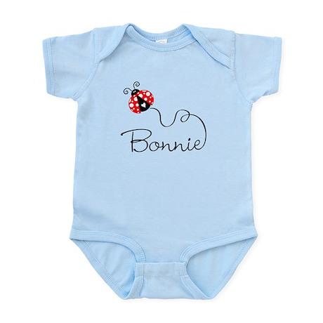 Ladybug Bonnie Infant Bodysuit