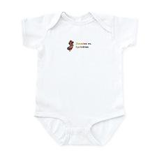 NJ Sprinkles / Jimmies Infant Creeper