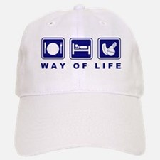 Way of Life Field Hockey Baseball Baseball Cap