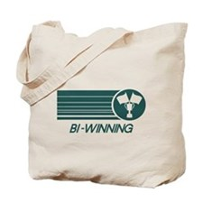 Charlie Sheen Bi-Winning Tote Bag