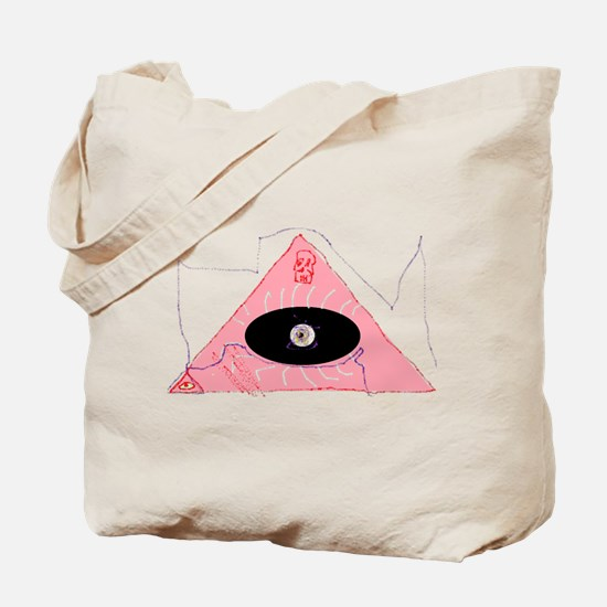 Bit Ill Tote Bag