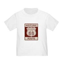 Oklahoma Route 66 T