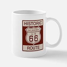 Oklahoma Route 66 Mug