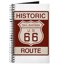 Oklahoma Route 66 Journal