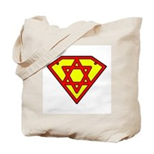 Super Jew Tote Bag