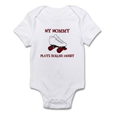 MommyDerby-Light Body Suit