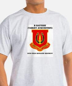 DUI - B Btry (Target Acquisition) - 26th FA Regt w