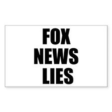 FOX News LIES Decal