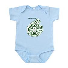 St. Patrick's Day Infant Bodysuit