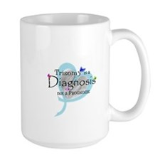 Trisomy is a diagnosis Mug
