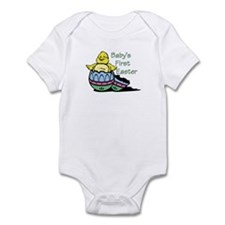Baby's First Easter (Chick) Infant Bodysuit