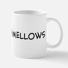 I Love Marshmellows Mug