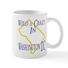 Wild & Crazy in DC Mug