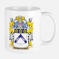 Tomkowicz Family Crest - Coat of Arms Mugs