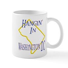 Hangin' in DC Mug