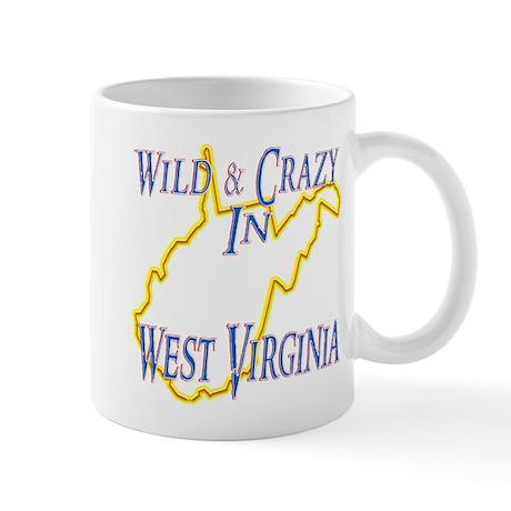 Wild & Crazy in WV Mug