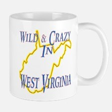 Wild & Crazy in WV Mug