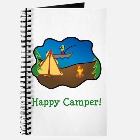 Happy Camper! Journal