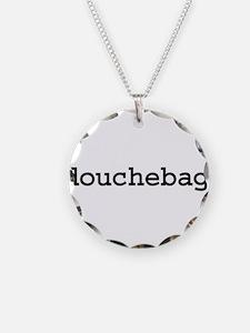 douchebag. Necklace