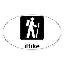 iHike Decal