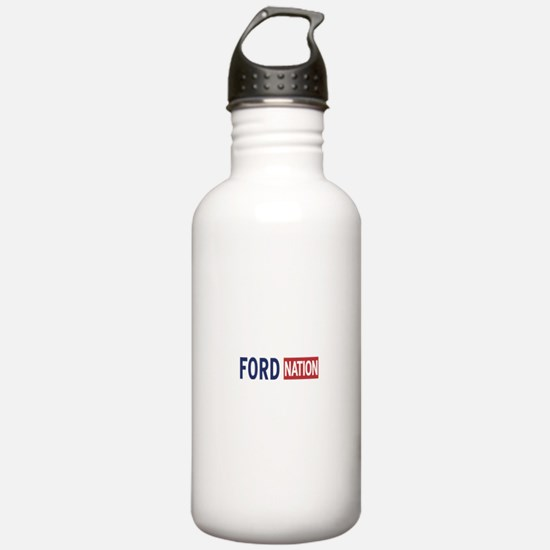 Cute Rob Water Bottle