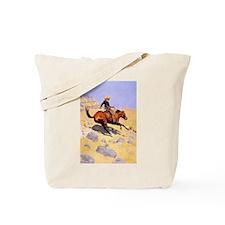 Cowboy Tote Bag