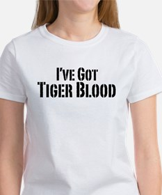 Tiger Blood Women's T-Shirt