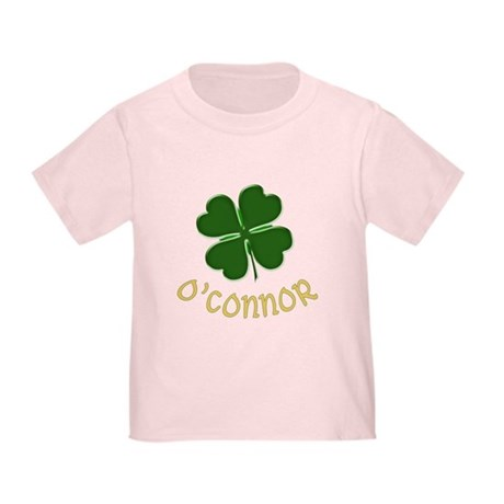 Irish O'Connor Toddler T-Shirt