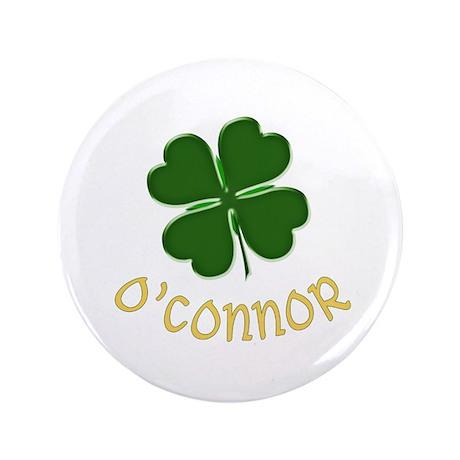 "Irish O'Connor 3.5"" Button (100 pack)"
