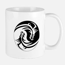 Dragon Ying Yang Mug