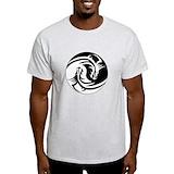 Buddhist art Mens Light T-shirts