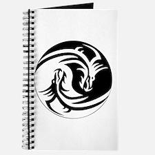 Dragon Ying Yang Journal