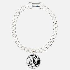 Dragon Ying Yang Bracelet