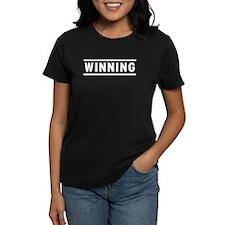 Duh, Winning! - Charlie Sheen Style Tee