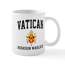 Vatican Assassin Warlock Mug