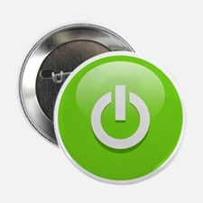 """Power On! 2.25"""" Button"""