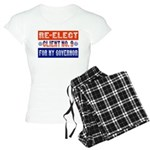 Re-Elect Client No. 9 Women's Light Pajamas