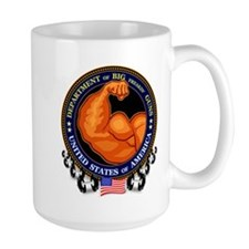 Dept. Of BIG GUNS - Mug